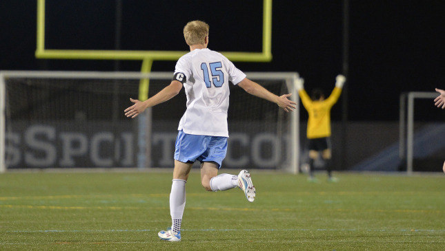 buck named to ecac all south first team johns hopkins university