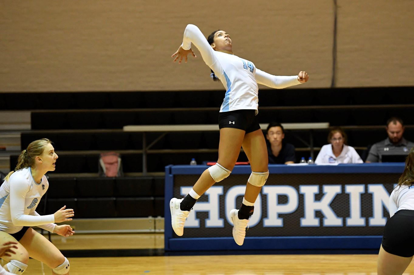 Simone Bliss Named Centennial Conference Player Of The Week Johns Hopkins University Athletics