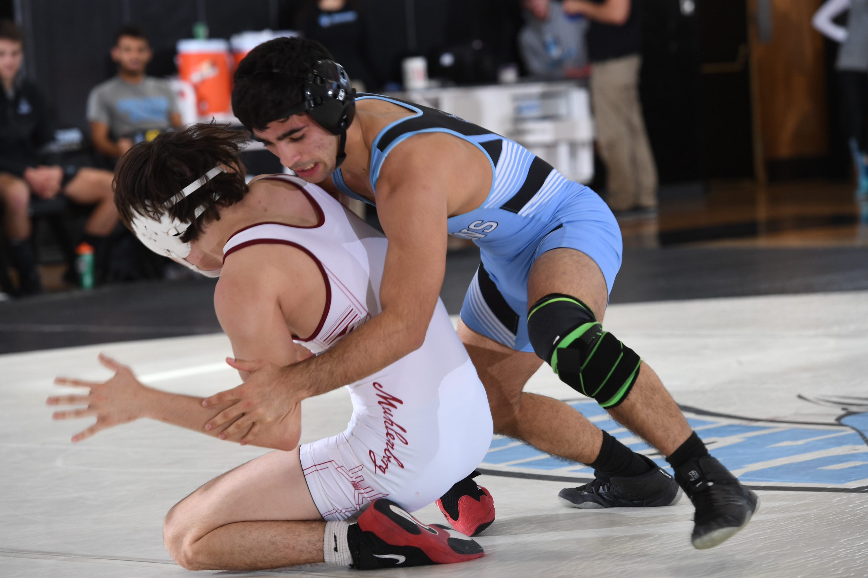 Cavallo Wins at 133, Blue Jays 10th at Doug Parker Invitational