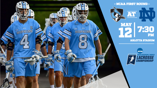 Men's Lacrosse - Johns Hopkins University Athletics
